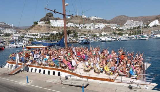 Super-cat-boat-gran-canaria