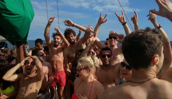 party boat Gran Canaria