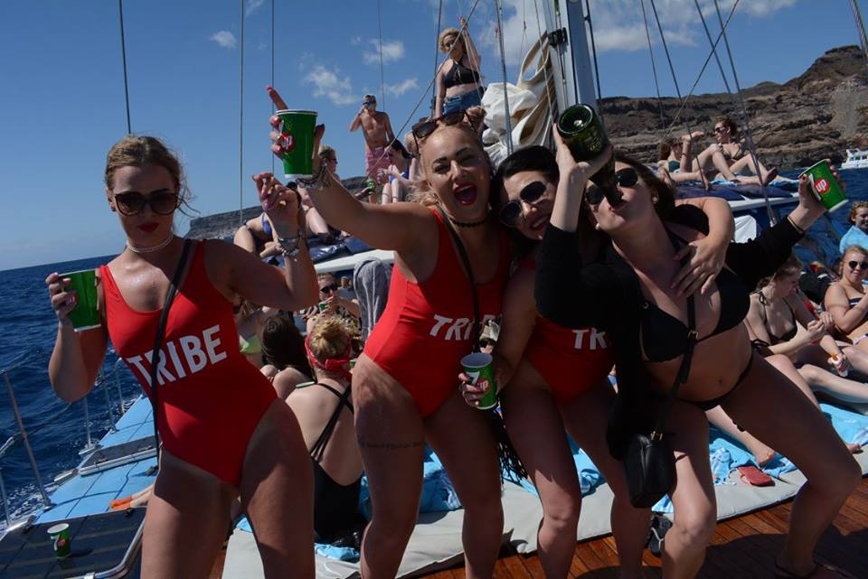 Boat Party Gran Canaria 2020 - Book Your Tickets Now