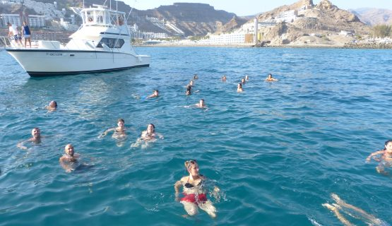 swim-stop-boat-party-gran-canaria